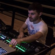 Tom Stanier – Sound Engineer